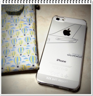 KIXのiPhoneケース