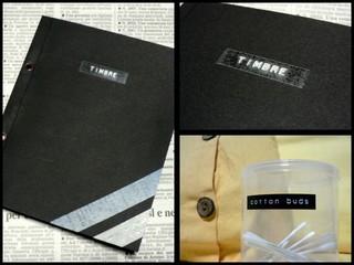 DYMOテープサンプル